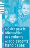 guide scolarisation des enfants handicap�s