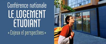 Conférece Nationale le logement étudiant