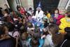 Journée des enfants des personnels du ministère
