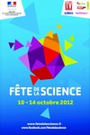 Affiche Fête de la science 2012